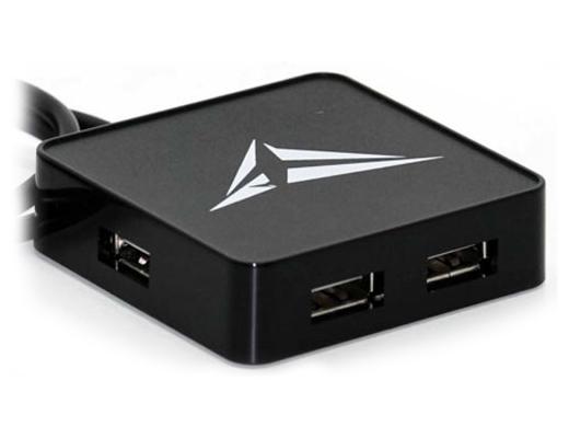 Εικόνα USB hub Alcatroz S200 black