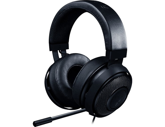 Εικόνα Gaming Headset Razer Kraken - 3.5mm - Black