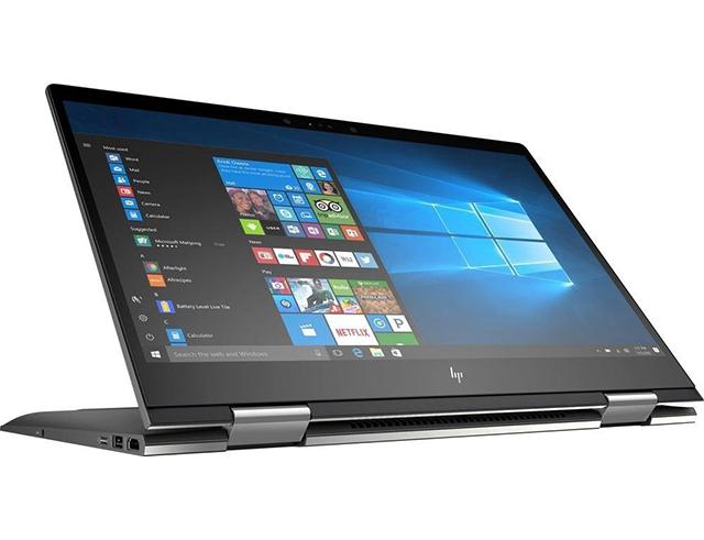 """Εικόνα HP Envy 13-ag0005nv - Οθόνη Full HD 13,3"""" - AMD Ryzen 5 2500U - 8GB RAM - 256GB SSD - AMD Radeon Vega 8 - Windows 10 Home"""