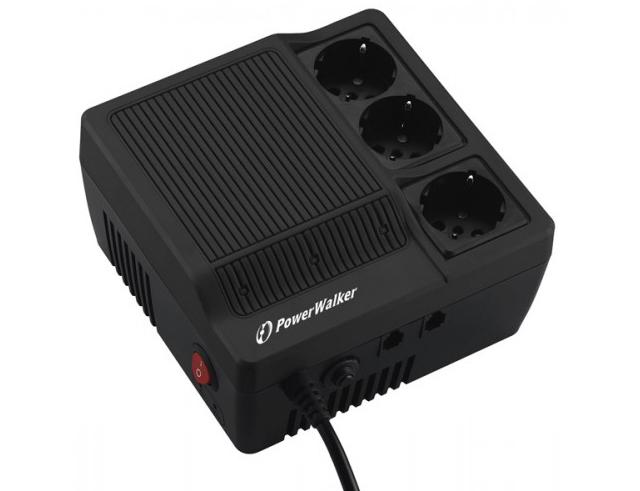 Εικόνα Σταθεροποιητής τάσης Powerwalker AVR1200 1200VA/720W
