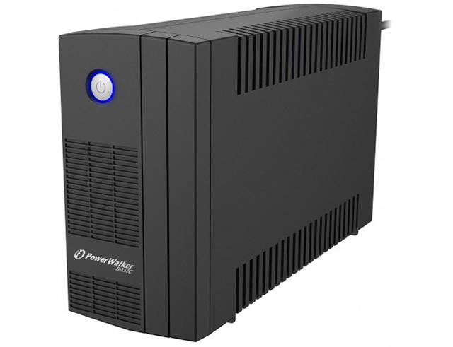 Εικόνα Ups Powerwalker Basic VI 650 SB(PS)