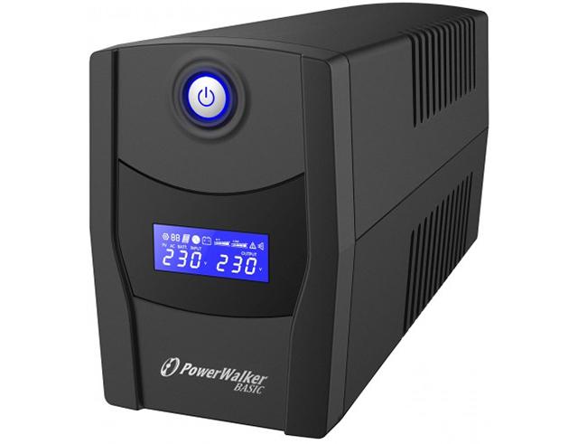 Εικόνα Ups Powerwalker Basic VI 2200 STL(PS) Line-Interactive