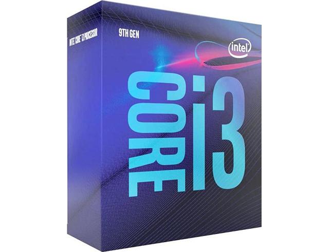 Εικόνα Επεξεργαστής Intel Core i3-9100F Box (BX80684I39100F)