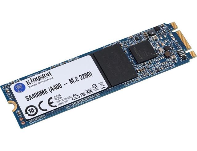 Εικόνα Δίσκος SSD Kingston A400 - 240GB