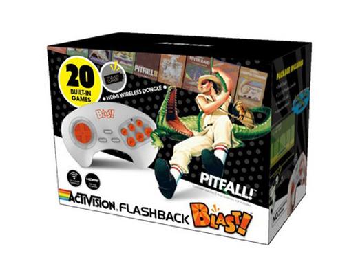 Εικόνα Ηλεκτρονικό Παιχνίδι AT Games JVCRETR0135 Activision Flashback Blast