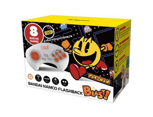 Εικόνα Ηλεκτρονικό Παιχνίδι AT Games JVCRETR0139 Bandai Namco Flashback Blast
