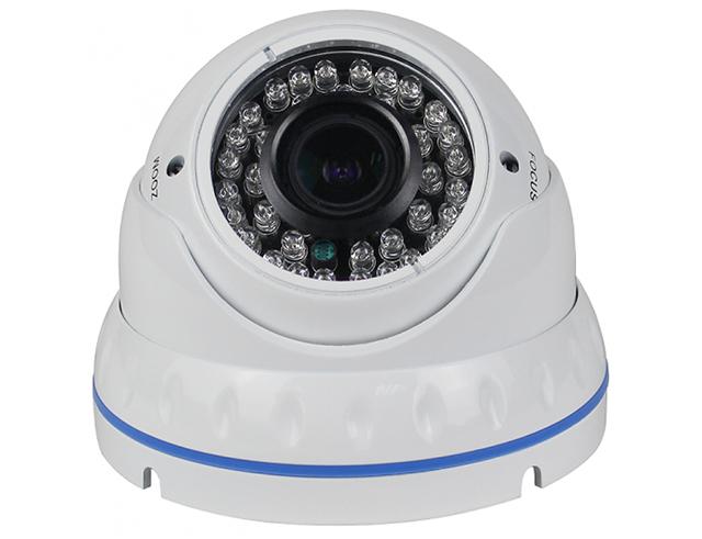 Εικόνα Κάμερα Dome 2MP CMOS Sensor/ 1080P Varifocal AHD