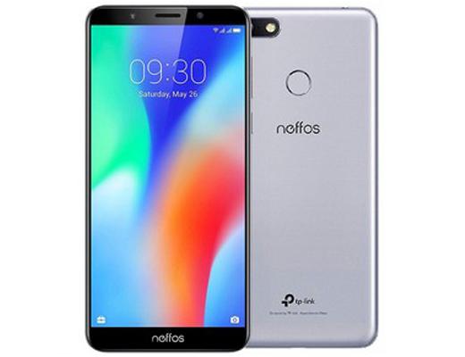 """Εικόνα Smartphone 5.99"""" TP-Link Neffos C9  Dual SIM (16GB) - Grey"""
