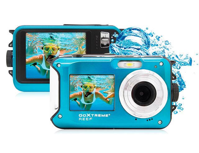 Εικόνα Κάμερα αδιάβροχη Goxtreme GX20154 blue