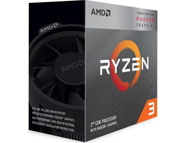 Εικόνα Επεξεργαστής AMD Ryzen 3 3200G AM4BOX 65W