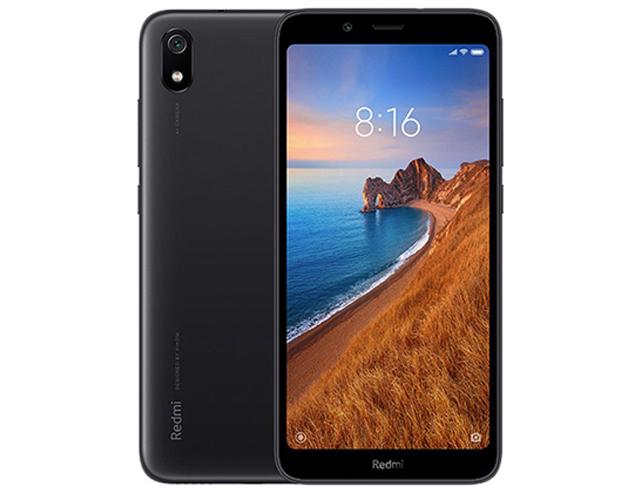 """Εικόνα Smartphone 5.45"""" Xiaomi Redmi 7A Dual Sim (16GB) - Black"""