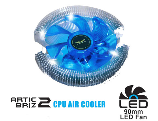 Εικόνα Cooler Armaggeddon Arctic Breeze II