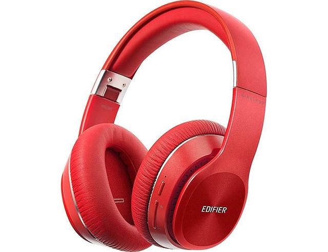 Εικόνα Ασύρματο Headset Edifier W820BT - Bluetooth, 3.5mm - Red