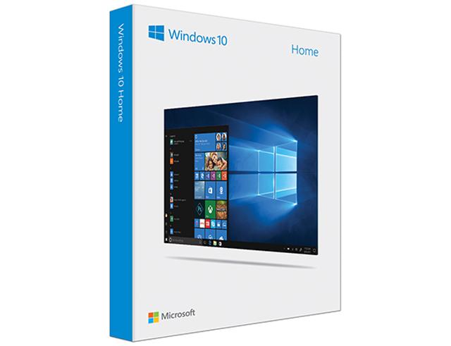 Εικόνα Microsoft Windows 10 Home 32/64-bit Αγγλικά - Retail - USB Media (HAJ-00055)