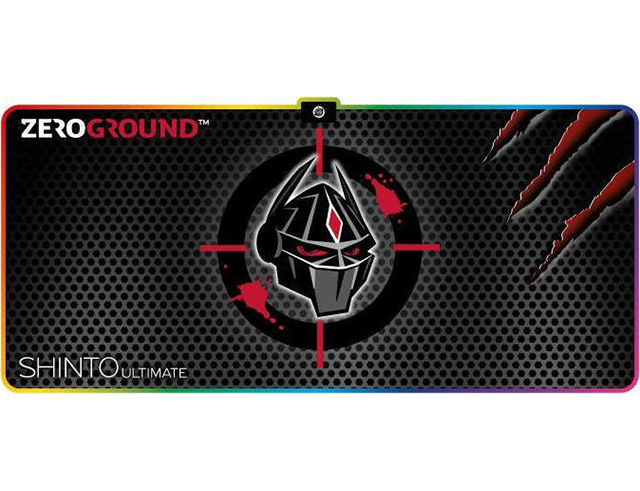 Εικόνα Gaming Mousepad Zeroground RGB MP-2000G SHINTO ULTIMATE