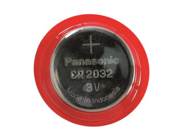 Εικόνα Μπαταρία λιθίου τύπου coin Panasonic CR-2032 (CR2032L/6BP)