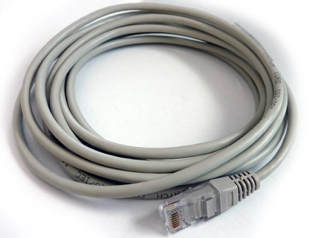 Εικόνα Καλώδιο δικτύου UTP Patch 6e 2m