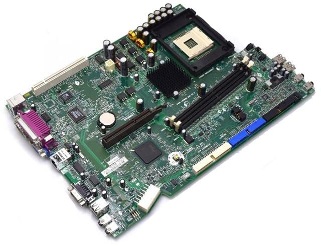 Εικόνα Μητρική Κάρτα HP D510 SFF 262283-001