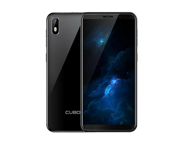 """Εικόνα Smartphone 5.5"""" Cubot J5 (16GB) - Black"""