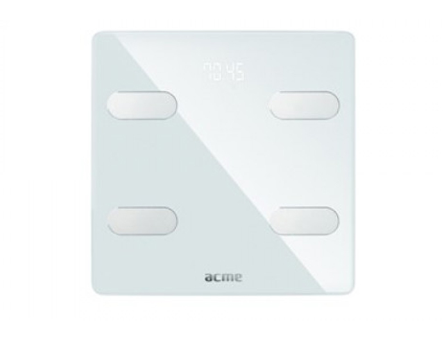 Εικόνα Έξυπνη Ζυγαριά Μπάνιου Acme SC202 Smart Scale - White