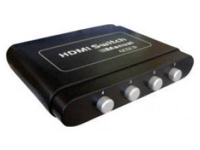 Εικόνα SWITCH HDMI 4ΤΙ1 ΟΘΟΝΗ VE287