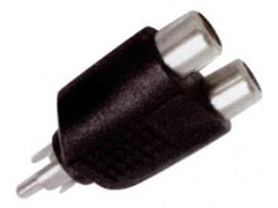 Εικόνα ADAPTOR RCA  ΑΡΣ/2 ΘΗΛ PLASTIC AU5280