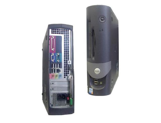 Εικόνα Επώνυμος υπολογιστής DELL GX280 με Επεξεργαστή Pentium 4 στα 2,8-3,2 GHz, Μνήμη RAM 1024MB, Σκληρό Δίσκο 40GB και Λειτουργικό Windows XP
