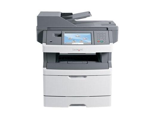 Εικόνα Πολυμηχάνημα Lexmark X464DE με Δίκτυο, Fax, Αυτόματο Duplex και Τροφοδότη
