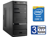 Εικόνα EXPERT PC STUDENT 4TH GENERATION NEW ME 4GB RAM, INTEL CORE I3 4160, 1TB HDD KAI KAΡΤΑ ΓΡΑΦΙΚΩΝ 1GB DDR3