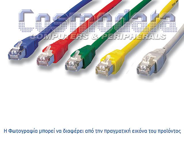 Εικόνα ΚΑΛΩΔΙΟ UTP PATCH CAT6 0.5Μ GRAY CORD