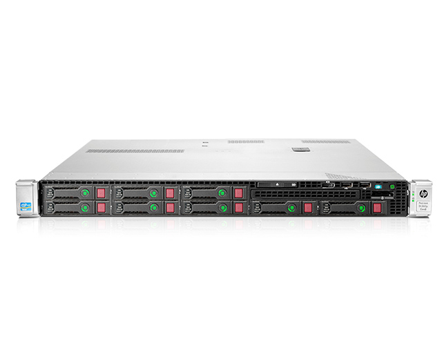 Εικόνα HP ProLiant DL360p G8 - 2x Intel Xeon Octa Core E5-2650 - 128GB RAM - 5x300GB HDD - 2x PSU - Rackmount 1U