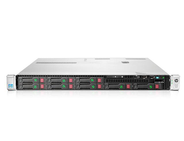 Εικόνα HP ProLiant DL360p G8 - 2x Intel Xeon Octa Core E5-2650 - 128GB RAM - 5x600GB HDD - 2x PSU - Rackmount 1U