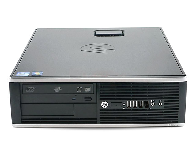 Εικόνα HP Compaq 8200 Elite SFF - Intel Core i5 2ης γενιάς 2400 - 4GB RAM - 250GB HDD - DVD RW - Windows 7 Professional