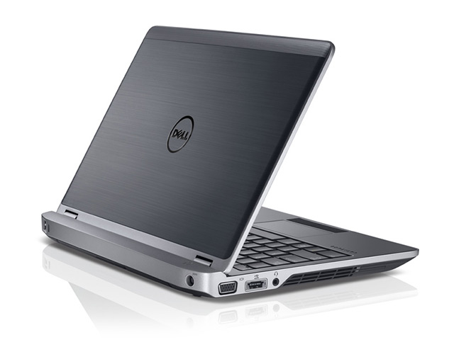 "Εικόνα Dell Latitude E6220 - Οθόνη 12.5"" - Intel Core i5 2ης Γενιάς 2520M - 4GB RAM - 320GB HDD - WebCam - Windows 7 Professional"