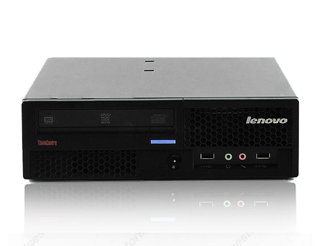 Εικόνα Lenovo ThinkCentre M58 USFF - Intel Core 2 Duo - 4GB RAM - 500GB HDD - DVD - Windows 7 Professional