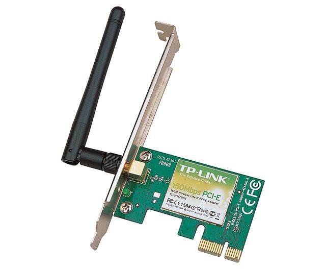 Εικόνα ΚΑΡΤΑ PCI-Ε WIRELESS ΤΡ-LINK TL-WN781N