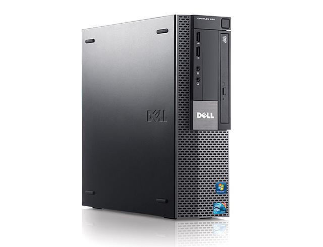 Εικόνα PC Dell Optiplex 980 SFF - Intel Core i5-650 - 4GB RAM - 250GB HDD - DVD - Windows 7 Professional