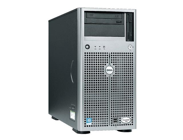 Εικόνα Server Dell PowerEdge 1800 - 1x Intel Xeon SL7PE - 4GB RAM - 4x 36GB SCSI - 2x Τροφοδοτικά