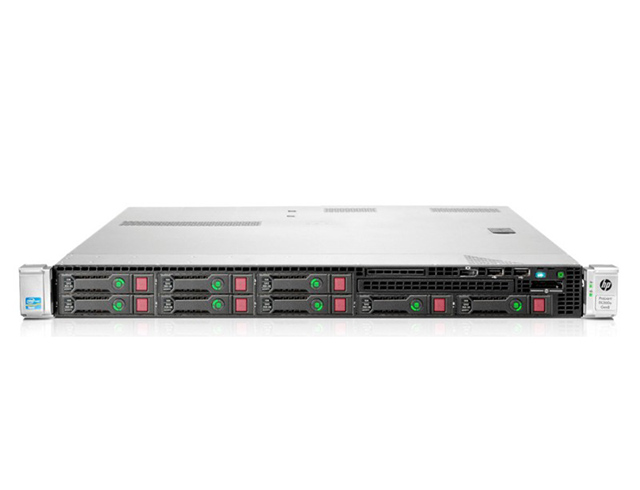 Εικόνα Server HP DL360E G8 - 2x Hexa Core Intel Xeon E5-2430L - 96GB RAM - 5x 300GB HDD - 2x PSU