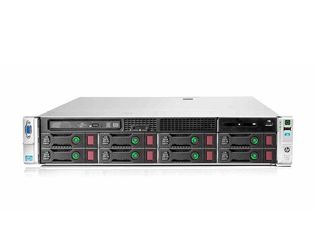 Εικόνα Server HP DL380P G8 - 2x Intel Xeon Octa Core E5-2650L-v1 - 128GB RAM - 5x300GB HDD - 2x PSU