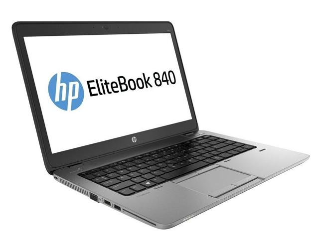 """Εικόνα HP EliteBook 840 G2 - Οθόνη 14"""" - Intel Core i5 5ης γενιάς 5xxx - 4GB RAM - 128GB SSD - Windows 10 Home"""