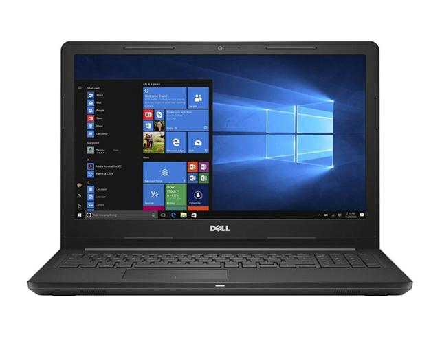"""Εικόνα Dell Inspiron 3576 - Οθόνη Full HD 15.6"""" - Intel Core i5-8250U - 4GB RAM - 1TB HDD - 2GB VGA - Windows 10 Home"""