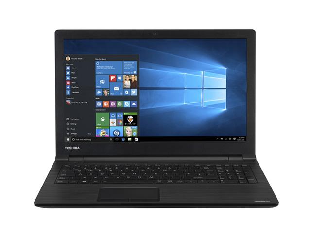 """Εικόνα Toshiba Satellite Pro R50-E-107 - Οθόνη HD 15.6"""" - Intel Core i3-7130U - 4GB RAM - 500GB HDD - Windows 10 Pro"""