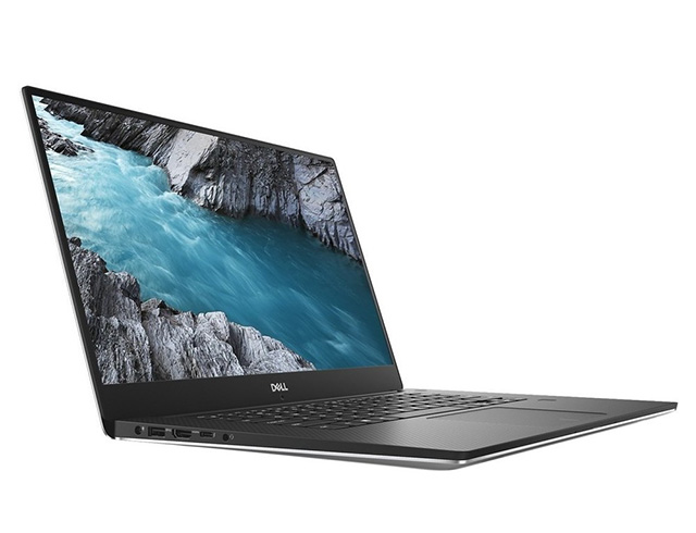 """Εικόνα Dell XPS 15 9570 - Οθόνη Full HD 15.6"""" - Intel Core i7-8750H - 8GB RAM - 256GB SSD - GTX 1050Ti 4GB - Windows 10 Pro"""