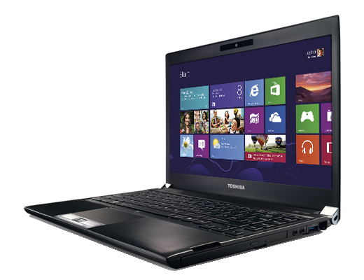 """Εικόνα Toshiba Portege R930 - Οθόνη 13.3"""" - Intel Core i5 3ης Γενιάς - 4GB RAM - 320GB HDD - DVD - Windows 7 Professional"""