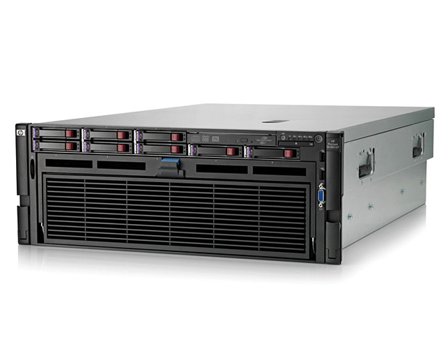 Εικόνα Server HP ProLiant DL580 G7 - 4x 10 Core Intel Xeon E7-4870 - 64GB RAM - 5x 600GB SAS HDD - 4x Platinum PSU - P410 - Rails - Microsoft Server Open License