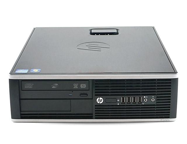 Εικόνα HP Compaq 8200 Elite SFF - Intel Core i7 2ης γενιάς 26xx - 8GB RAM - 240GB SSD - DVD - Windows 10 Pro