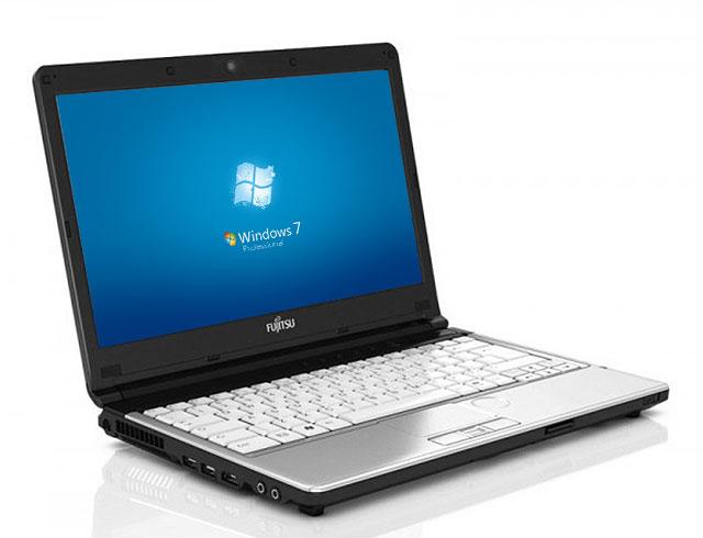"""Εικόνα Fujitsu LifeBook S761 - Οθόνη 13.3"""" - Intel Core i7 2ης Γενιάς 26xx - 4GB RAM - 320GB HDD - Χωρίς οπτικό δίσκο - Windows 7 Professional"""