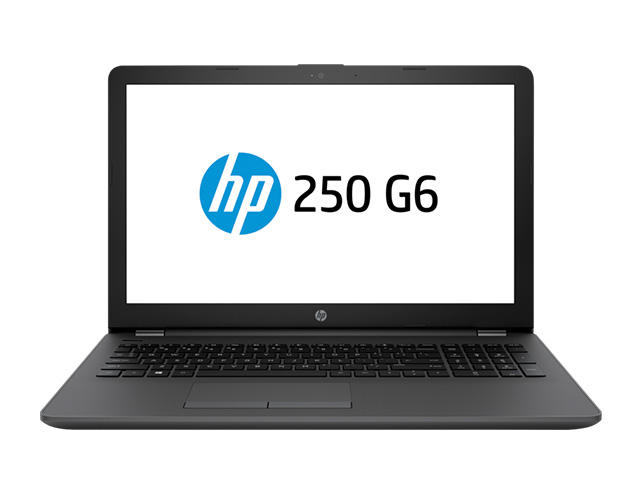 Εικόνα HP 250 G6 - Intel Core i3-7020U - 4GB RAM - 500GB HDD - Windows 10 Pro