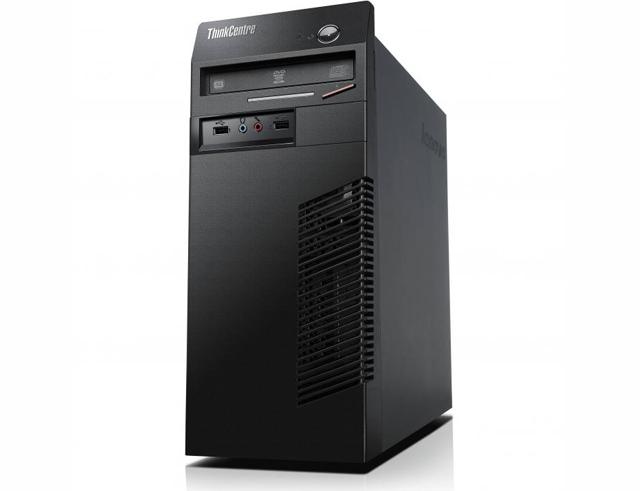 Εικόνα Lenovo ThinkCentre M72e - Intel Celeron Dual Core G20xx - 4GB RAM - 250GB HDD - Χωρίς οπτικό δίσκο - Windows 7 Professional